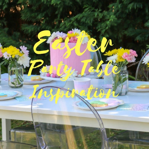 Easter Party Inspiration Picnic