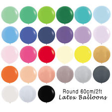Midi 60cm balloon colours plain