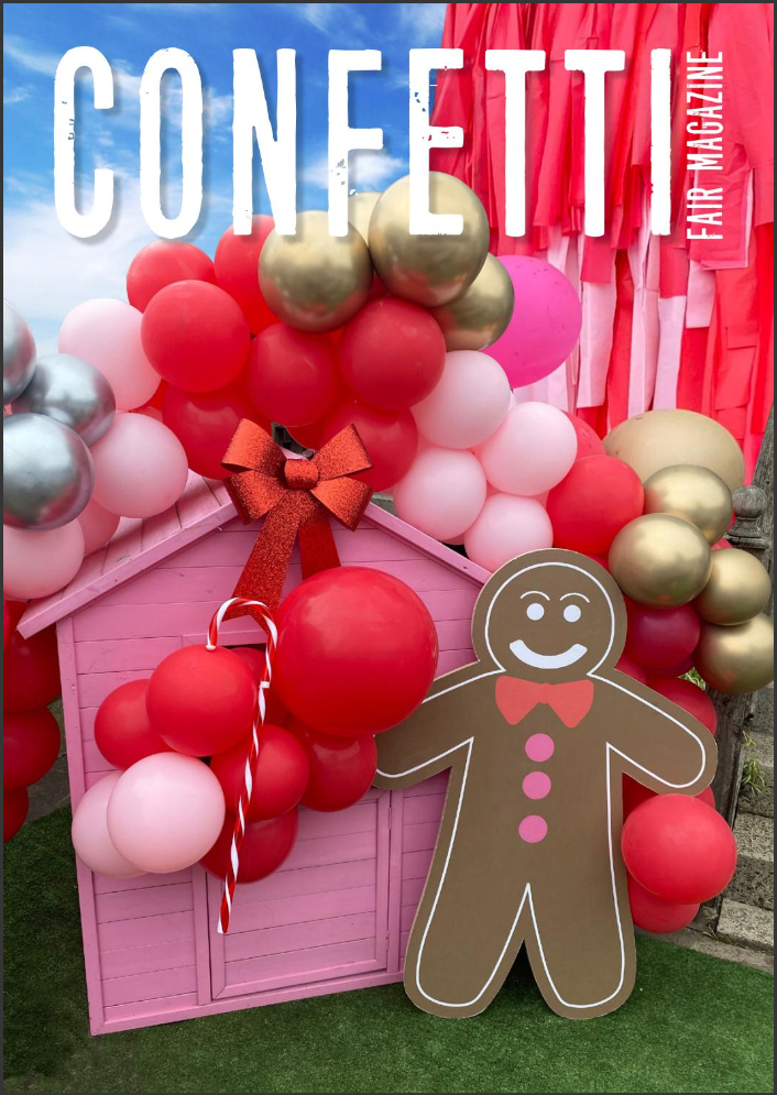 Confetti Fair magazine Christmas 2020