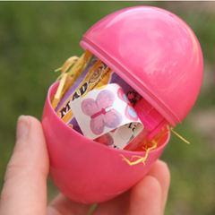 Choc-free Easter Egg Hunt Ideas