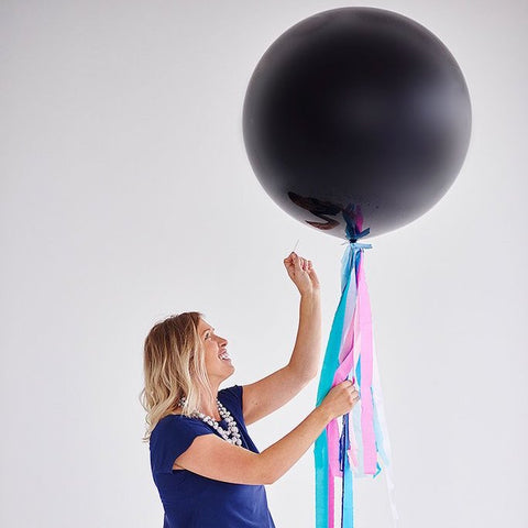 gender reveal balloon brisbane