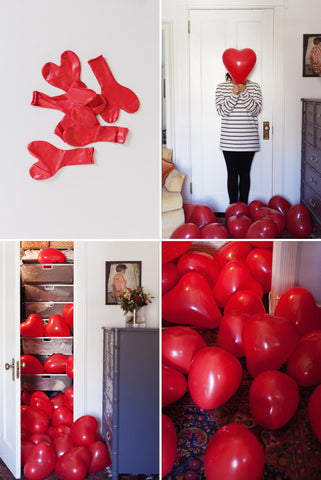 balloon surprise cupboard