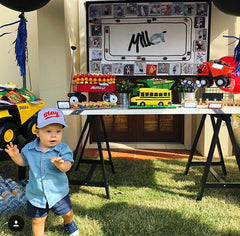 miller turns one transport party