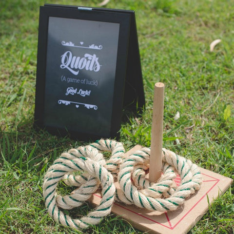 Quoits Lawn Games