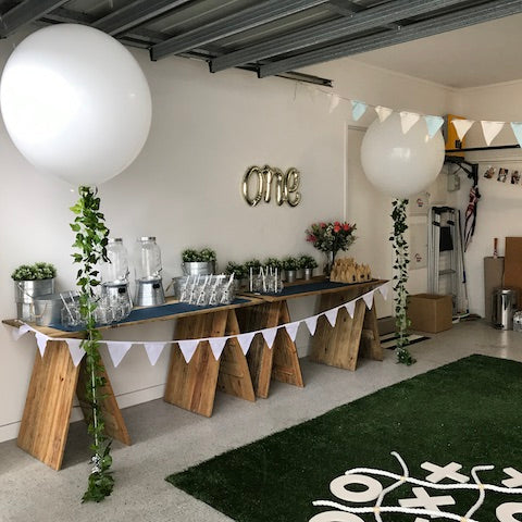 Wild One picnic party lovely occasions