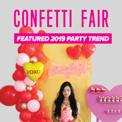 Party Trends guide 2019