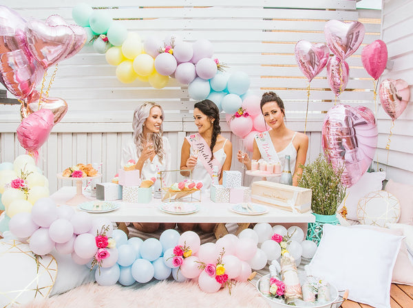 bridal shower brunch picnic brisbane lovely occasions