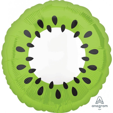 "Tropical Kiwi 18"" Foil Balloon"