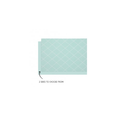 Pastel Mint Table Runner