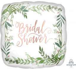 Bridal Shower Foil (43cm)