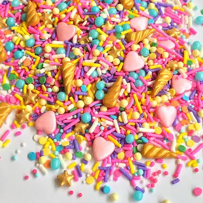 Rainbow Unicorn Sprinkle Mix
