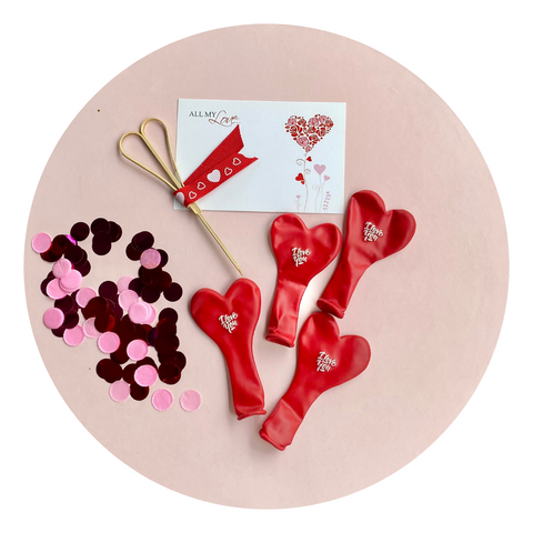Love Note Surprise Kit