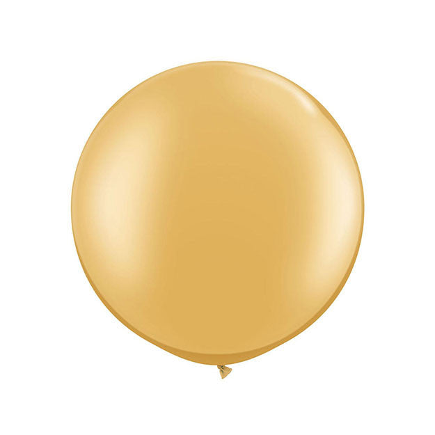 Jumbo Metallic Gold Balloon
