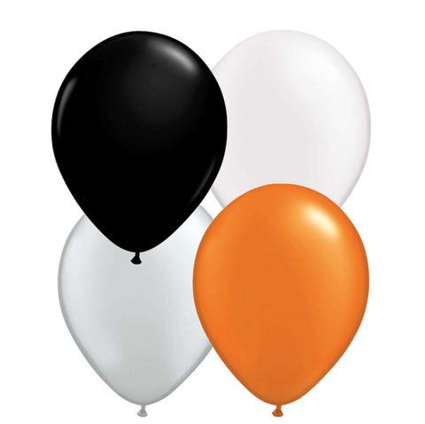 Mini Space Mix Balloons (10 Pack)