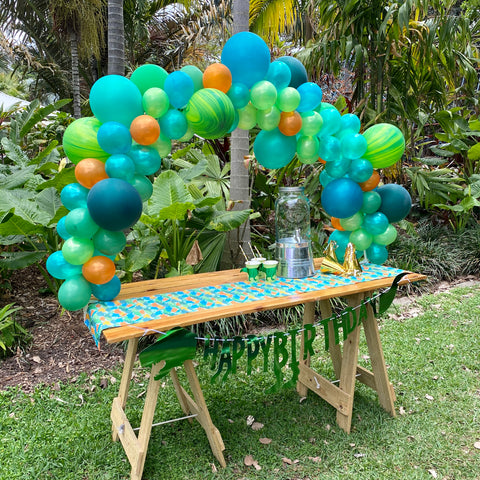 DinoMite Mini Balloon Garland Kit