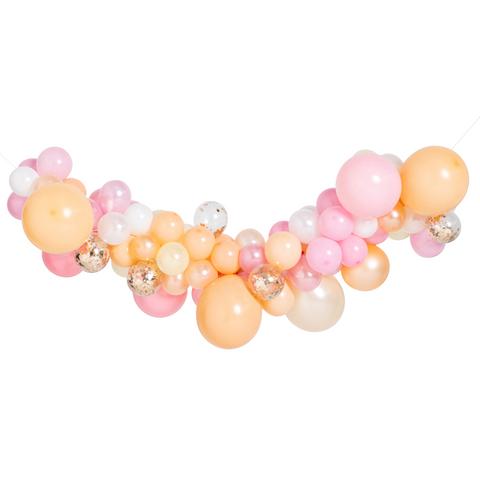 Blossom Mini Balloon Garland