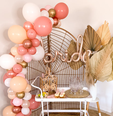 Rosebloom Mini Balloon Garland Kit