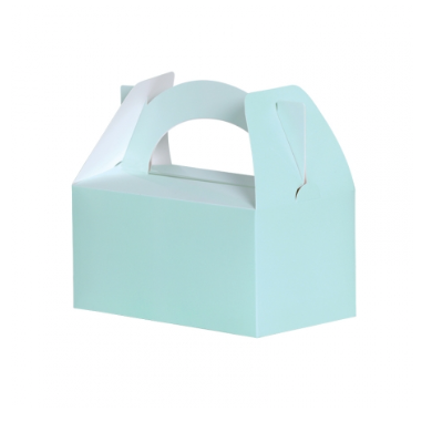 Pastel Mint Lunch Box (5pk)