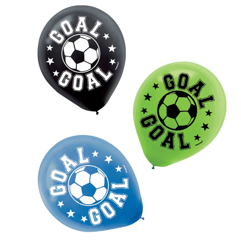 Soccer Balloon Pack (6pack)