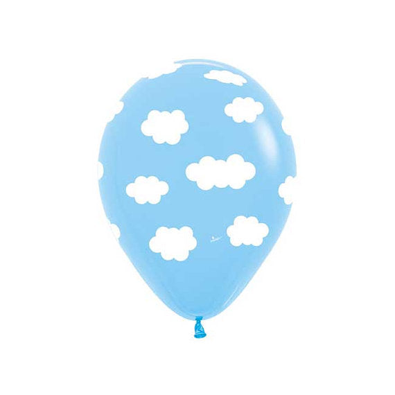 Cloud Balloons (6 Pack)