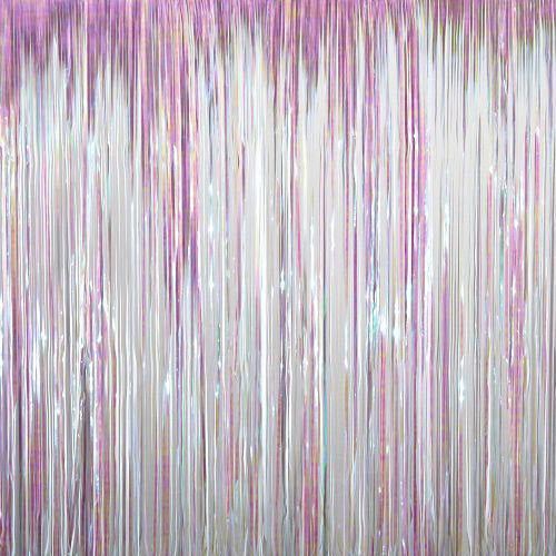 Foil Curtain Holographic