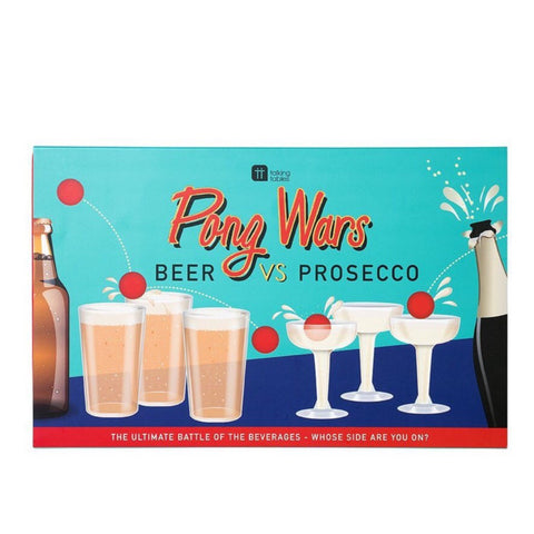 Pong Wars - Beer vs Prosecco