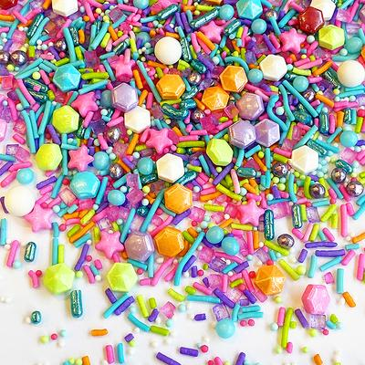 Poppies Party Sprinkle Mix