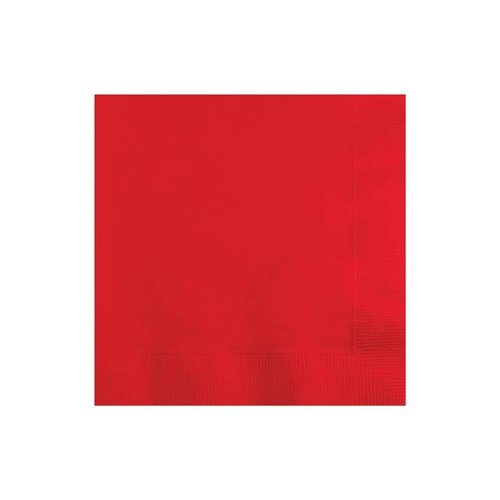 Red Luncheon Napkin (40pk)