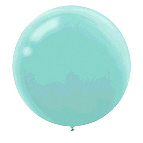 Robins Egg Blue Midi 60cm Balloon