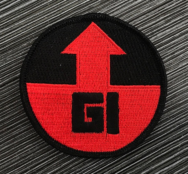 COMING SOON. Rogue Trooper Southers GI Embroidered Iron on Patch (75mm)