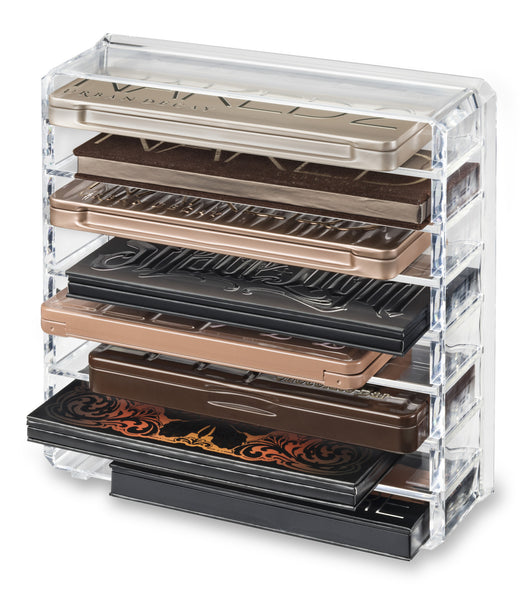 Acrylic Eyeshadow Palette Organizer For Standard Sized Palettes