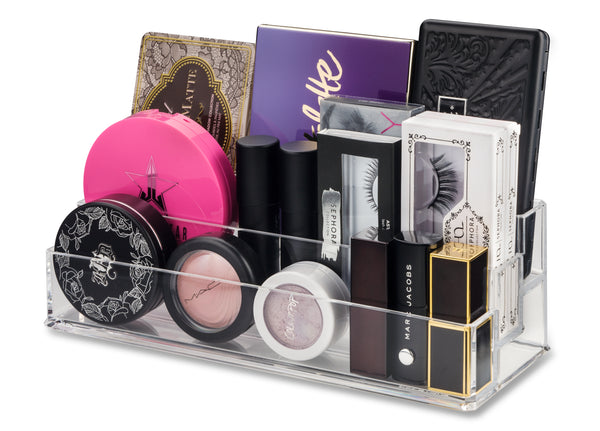 Acrylic Small Tiered Cosmetic (Eyeshadow, Lipstick, Palette, Compact) Organizer