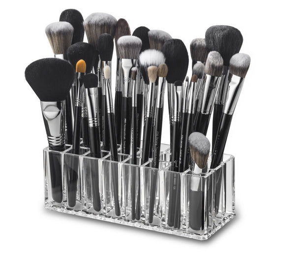 Acrylic Beauty Brush Organizer