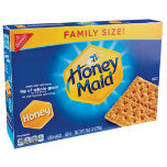 Honey Maid Grahams Nabisco - Galletas de miel, 25.6 oz