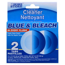 Blue & Bleach - Pastillas para WC  2 tabletas