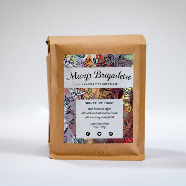 Mary's Brigadeiro Signature Brazilian Coffee Beans