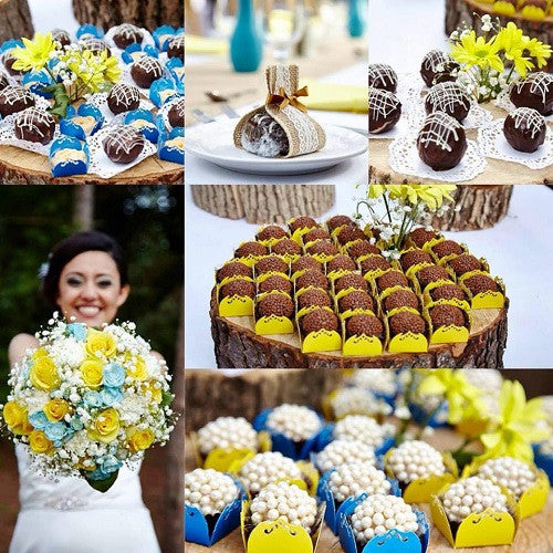 Mary's Brigadeiro - Events & Catering