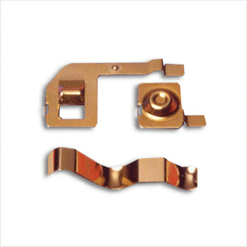 Racing Mini 4WD Zero Chassis Gold Plated Terminal