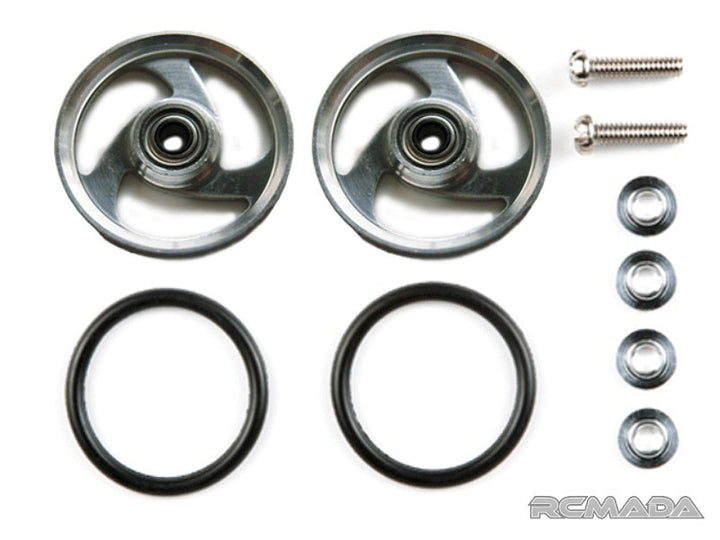 19mm Aluminum Ball-Race Rollers
