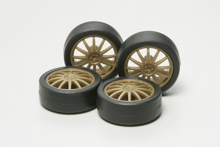 Low-Height Tire & Wheel (Fin)