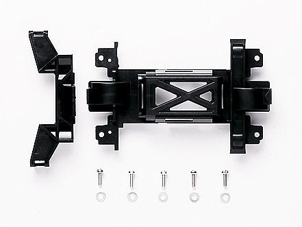 Mini 4WD PRO Reinforced Gear Cover (for MS Chassis)