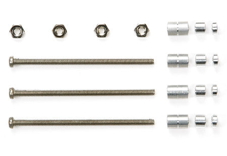 Stainless Steel Screw Set D (40mm)