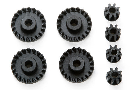 Carbon Reinforced G13 & 8T Pinion Gear Set