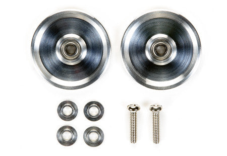 HG 19mm Aluminum Ball-Race Rollers (Ringless)