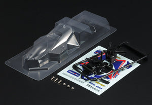 Thunder Shot Clear Body Set (Polycarbonate)