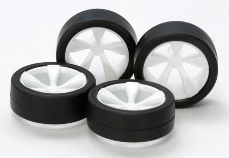Low-Profile Tire & Wheel Set (5-Spoke)