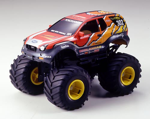 Isuzu VehiCross Team Geolander Baja 1000