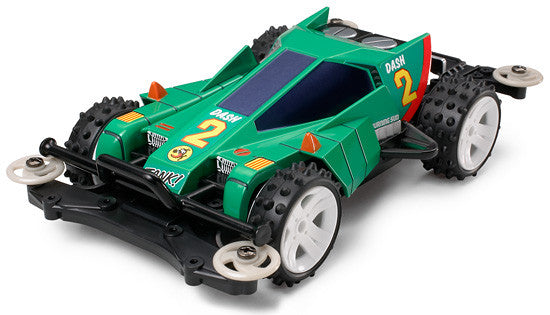 Dash-2 Burning Sun - Mini 4WD PRO Series