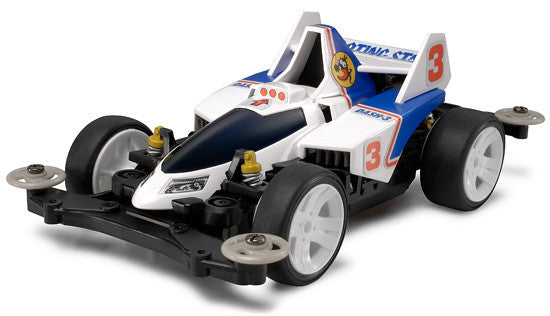 Dash-3 Shooting Star - Mini 4WD PRO Series