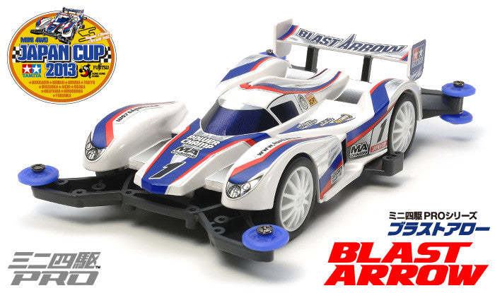 Blast Arrow - Mini 4WD PRO Series
